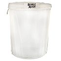 20 Gallon 220 Micron Zipper Washing Bag